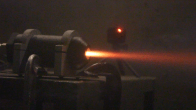 Photo of MIT Rocket Team Fires Plastic Rocket Motor Fully 3D Printed with Markforged System