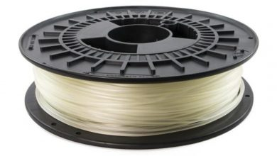 Photo of 3D Fuel Release HydroSupport Water Soluble Filament