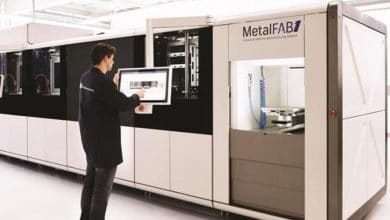 Photo of California aerospace company acquires 6 MetalFAB1 systems