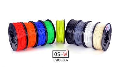 Photo of Aleph Objects and IC3D Present OSHWA Certified Filament