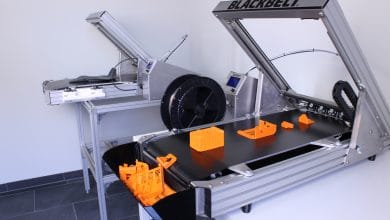 Photo of Blackbelt 3D Launches Continuous FDM 3D Printer for Large Parts