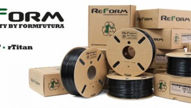 Photo of Formfutura to Launch Recycled Filament Line, ReForm