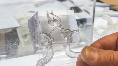 Photo of Formlabs shows how to reduce risks in brain operations with 3D printed artery models