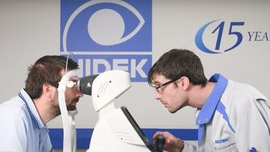 Photo of NIDEK Cuts Surgical Eye Equipment Prototyping Costs by 75% with Objet 500 3D Printer
