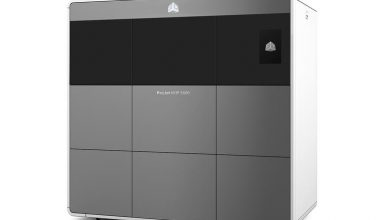Photo of 3D Systems Introduces MJP 5600 3D Printer for Fastest Multi-Material Jetting