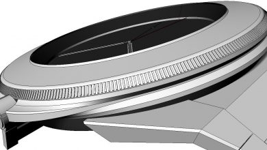 Photo of Parametric Needle Watch by Arturo Tedeschi Looks Designed by Humans