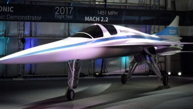 Photo of Stratasys Partners with Boom Supersonic on Development of Commercial Supersonic Flights