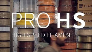 Photo of BigRep Launches High-Speed Pro HS Filament for Up to 50% Faster 3D Printing