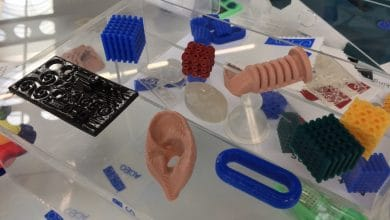 Photo of German Company ACEO3D Introduces High Resolution Silicone 3D Printing Technology