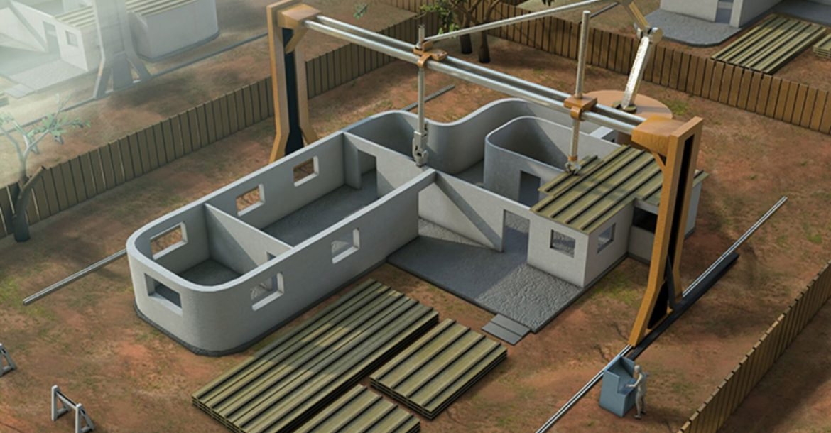 Contour Crafting Partners With Doka Ventures for 3D Construction Printer  Development - 3D Printing Media Network 8a5dd85503e5