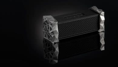 Photo of V-MODA Releases REMIX, the First Bluetooth Speaker Customizable with 3D Printing