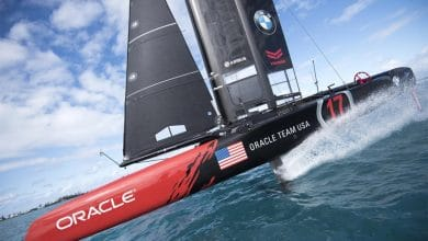Photo of APWORKS Provides Metal 3D Printing for Oracle's America's Cup 2017 Bid