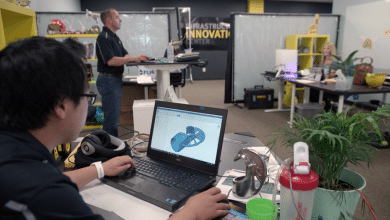 Photo of Autodesk Dreamcatcher Generative Tools Will be Integrated into Netfabb 2018