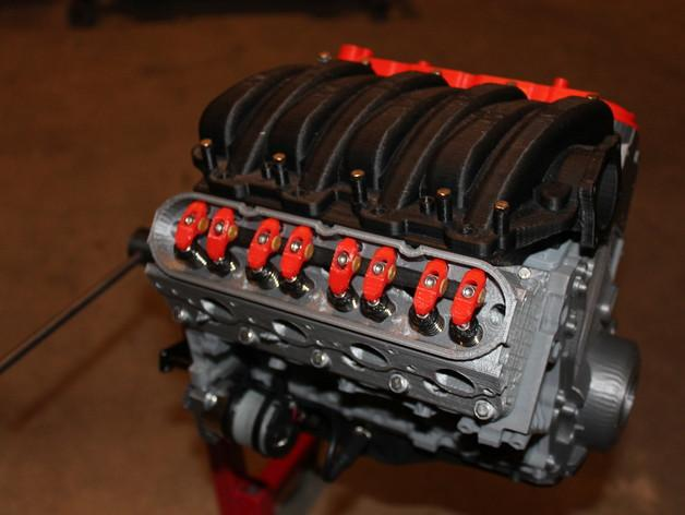 the ls3 6 2l is the 430-hp standard engine in the chevrolet corvette and is  a combination of high technology and performance  the ls3 crate engine  comes