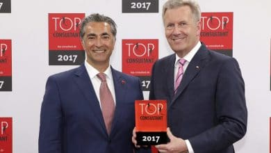Photo of EOS Additive Minds Receives Top Consultant 2017 Award in Germany