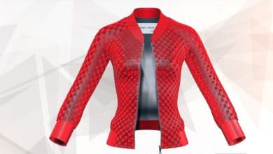 Photo of You Can Now Customize and Buy a 3D Printed Jacket by Danit Peleg for $1,500