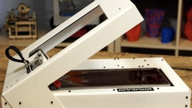 Photo of 20 Inch Long Printrbot Printrbelt 3D Printer 3D Prints 6 Foot Long Sword