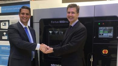 Photo of Western Tool & Mold Adopts Stratasys' Solution for 3D Printed Aircraft Interiors