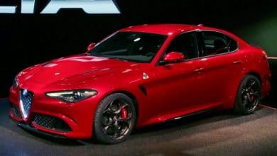 Photo of FCA flexes its muscles with new Alfa Giulia 3D printed front grid