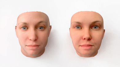 Photo of Artist to Debut 3D Printed Portraits Produced from Chelsea Manning's DNA