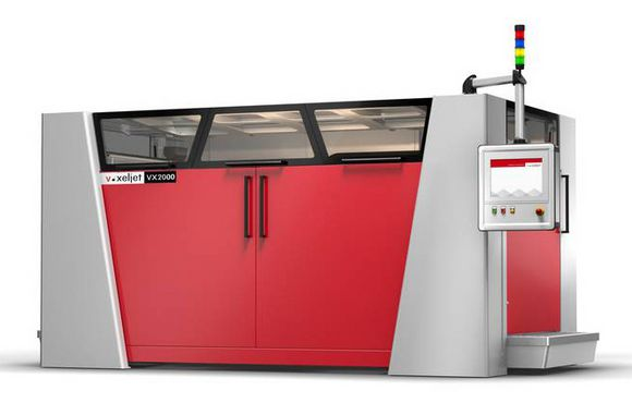 Voxeljet UK Moves to Larger Location to Meet Growing Demand - 3D