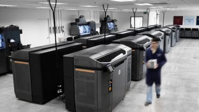 Photo of Forecast 3D now offers large scale production with 12 HP 3D printers