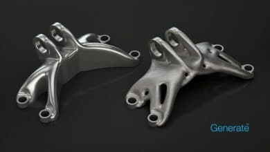 Photo of Onshape integrates Frustum's Generate for advanced topology optimization in the cloud