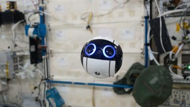 Photo of JAXA Releases First Images of the Int-Ball 3D Printed Space Robot