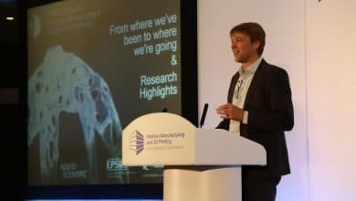 Photo of Added Scientific Presents Additive Manufacturing Conference in Nottingham