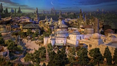 Photo of Disney Shows Ultra Detailed 3D Model of Upcoming Star Wars Land Theme Park