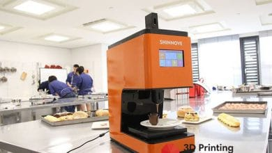 Photo of Shiyin Tech Launches Sweetin, a User Friendly 5-Material Food 3D Printer
