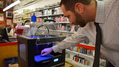 Photo of There Are 800 3D Printers in Libraries Worldwide (and There Could Be a Lot More)