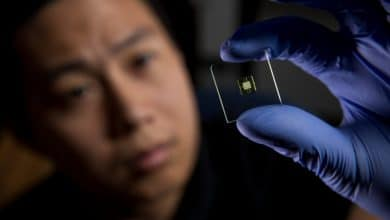 "Photo of BYU Researchers 3D Print First Truly Microfluidic ""Lab On a Chip"" Device"