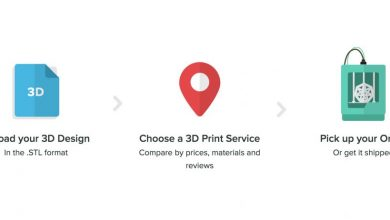 Photo of 3D Hubs Publishes Infographic on Design Rules for 3D Printing Technologies