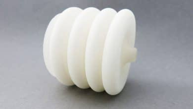 Photo of Sculpteo Now Offering New PEBA Flexible Plastic Material for SLS
