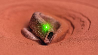 Photo of Fraunhofer gets green light for copper green laser SLM 3D printing