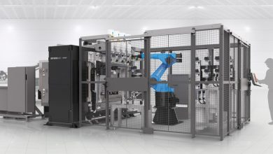 Photo of Stratasys shows off H2000 Infinite Build Platform to potential buyers
