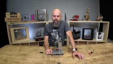 Photo of Printrbot's Brook Drumm Asks Makers to Adopt-A-Bot and Get More 3D Printers to Schools