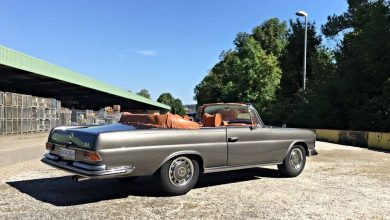 Photo of This 3D printed Mercedes 280S is a true work of automotive art