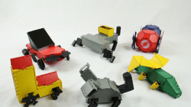 Photo of MIT's Interactive Robogami Project 3D Prints Working Robots in Under Five Hours