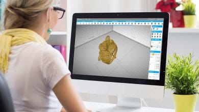 Photo of For SelfCAD Users, Printing 3D Objects Just Got 25,000X Easier