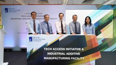 Photo of A*STAR Opens New Industrial Additive Manufacturing Facility (IAMF) to Help Singapore's SMEs