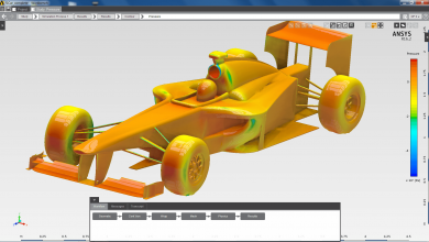 Photo of New ANSYS Discovery Live introduces breakthrough simulation technology