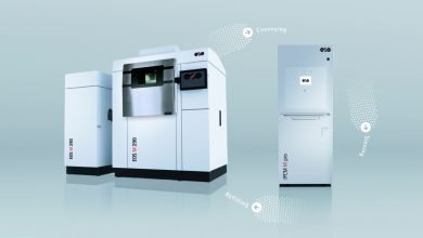 Photo of EOS INtroduces IPCM M Pro System for Optimized Metal Powder Management