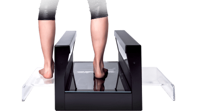 Photo of FitStation by HP brings 3D scanned insoles to the footwear market