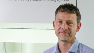 Photo of UK 3D Printing Expert Dr. Mark Beard joins Additive Industries team