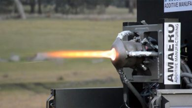 Photo of Fully 3D printed rocket engine Is fired up at Monash University in Melbourne