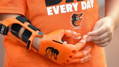 Photo of Girl with 3D Printed Hand Set to Break Record for Most Opening MLB Pitches (Video)