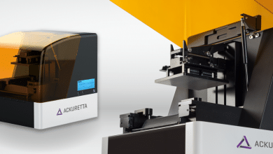 Photo of Ackuretta to Preview High Productivity Diplo Dental 3D Printer at ADA in Atlanta
