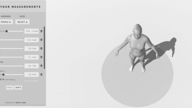 Photo of 3D Body Scanning Startup Body Labs Acquired by Amazon